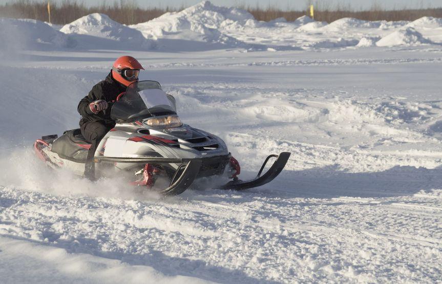 premium snowmobile helmet