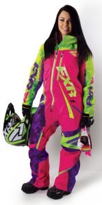 womens snowmobile suit
