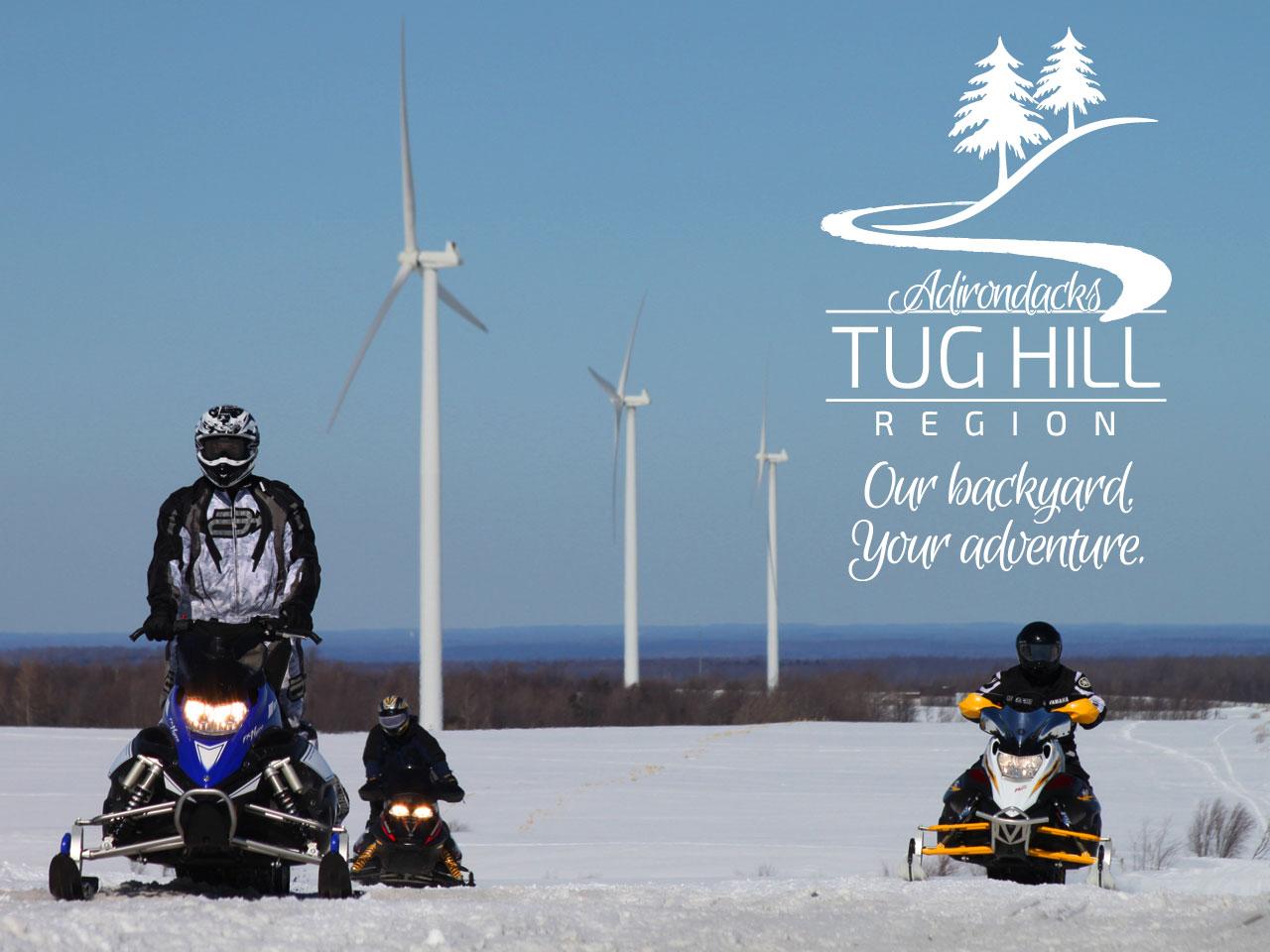 Tug Hill Snowmobiling