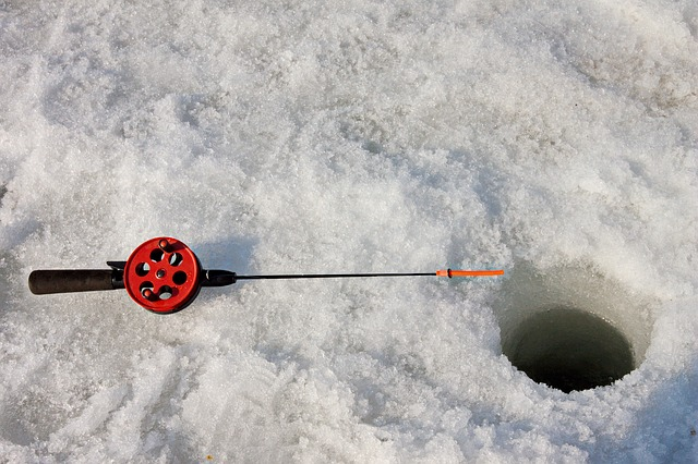 tricks of the ice fishing trade