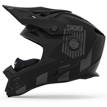 snowcross helmet